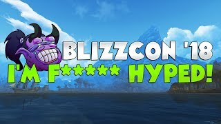 BIG Blizzcon 2018 News & An Overdue Thank You To Other Creators