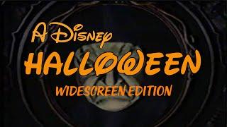 A Disney Halloween (Widescreen)