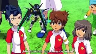 Inazuma Eleven GO VS Danball Senki W Parte 2(english sub)  غير مترجم