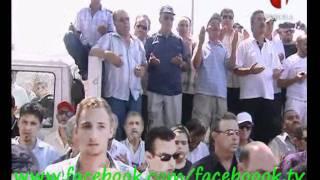 تونس الوطنية : موكب جنازة سفيان الشعري