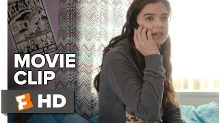 The Edge of Seventeen Movie CLIP - Swimming Pool (2016) - Hailee Steinfeld Movie