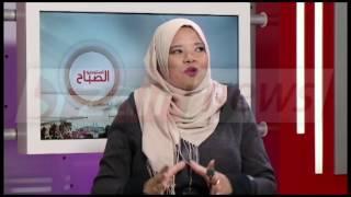 الروائية زوليخة ناصر ضيفة أستوديو الصباح على دزاير نيوز مع ماليك سليماني