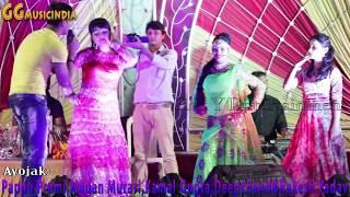 Kalua Aur Rajnish Ji Ka Mahsangram With Priyanka Pandit, New Live Performance, Bhojpuri Lokgeet