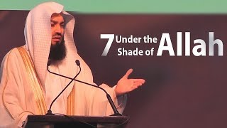 7 Under The Shade Of Allah | Mufti Menk