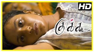 Cuckoo Tamil movie scenes | Malavika escapes from home | Dinesh arrested