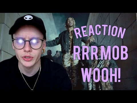RRR Mob - Wooh | REACTION | DAMNED