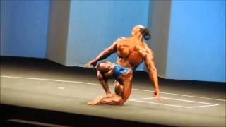 Mr Olympia 2016 - Phil Heath vs Kai Greene