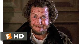 Home Alone 2: Lost in New York (3/5) Movie CLIP - Staple Gun Doorknob (1992) HD
