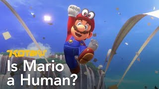 Is Mario A Human?