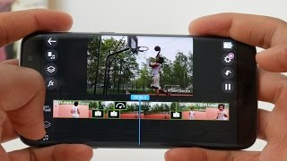 Android Video Schnitt App - PowerDirector Mobile