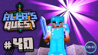 Minecraft - Ali-A's Quest #40 -