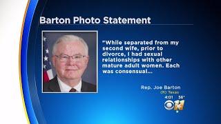 TX Rep. Joe Barton Apologizes Over Nude Photo Scandal