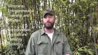 VETS CAFE Project:  Urban Permaculture Design for Veterans