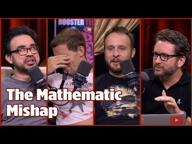 The Mathematic Mishap - RT Podcast #341
