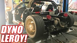 Leroy Hits The DYNO! How Much Will He Make???