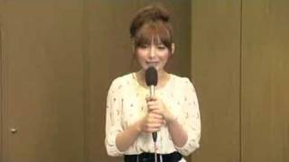 Tina Yuzuki aka Rio, audition video for Yakuza game
