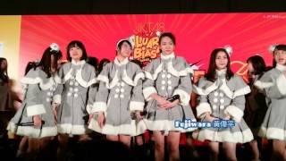 JKT48 - So Long, mini concert @ HS Saikou Kayo