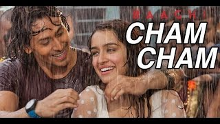 Baaghi movie shooting l video shooting song cham cham l bhaagi l bhaagi movie
