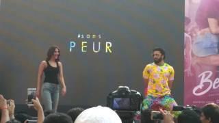 Ranveer Singh and vaani Kapoor dance on ude dil befikre awsm dance