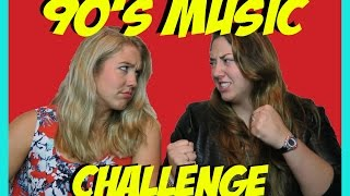 90's Music Challenge w/ Ashley - Part 1