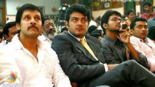 Ajith and Vijay to team up with Vikram | Rain relief | Hot Tamil Cinema News