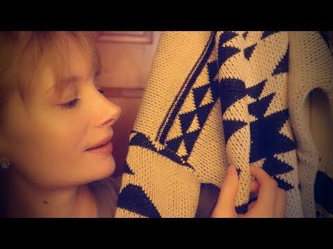 ASMR 👚 Whispered Clothing Haul & Try On 👚 GoJane