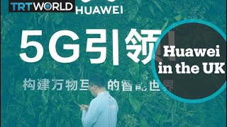 Huawei might gain access to the 5G system in the UK