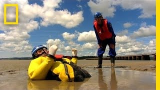 Can You Survive Quicksand? | I Didn't Know That