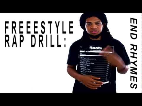 Freestyle Rap Drill End Rhymes Freestyle Rap Drill
