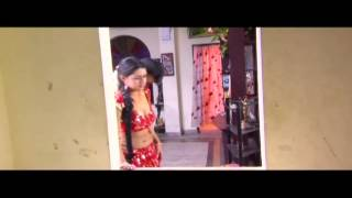Hot Prajwal in Red Saree