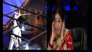 Amazing stunts in India's Got Talent