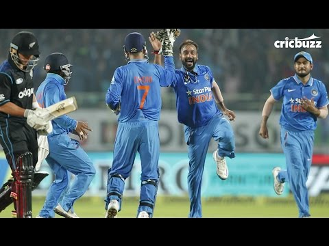 REVIEW: The IND v NZ series belonged to Amit Mishra - Harsha Bhogle