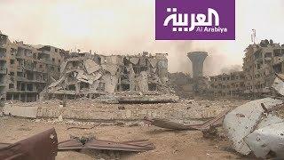 سباق روسي إيراني على مشاريع إعمار سوريا