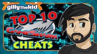Top 10 GameShark Cheat Codes - gillythekid