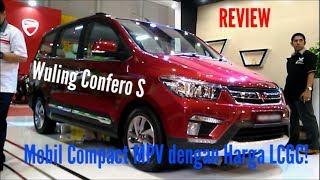 Review Wuling Confero S Tahun 2018 (Indonesia) - Mobil Compact MPV dengan Harga LCGC!