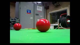 Robo I-Tech - Club Robot ENISE - Session test 1 video