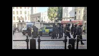 News British police arrest man claiming to have a bomb at London rail...