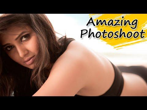 (video)Prajakta Mali's Glamorous Photo Shoot by Tejas Nerurkar   Marathi Actress