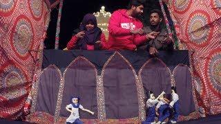 Made for Each Other Season 2 I Jabir & shaima in Kathputli task I Mazhavil Manorama