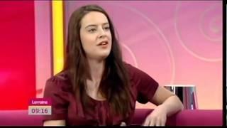 Michelle Ryan talks 4321 and other work (Lorraine, 27.09.10) - DoctorWhoDom