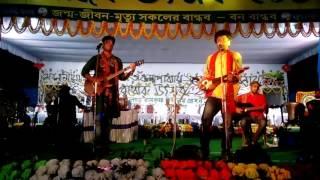 Folk Song | Bengali | Hrid Majhare Rakhbo | Ripan/ বগা তালেব