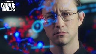 Oliver Stone's SNOWDEN Trailer ft. Joseph Gordon-Levitt and Shailene Woodley [HD]
