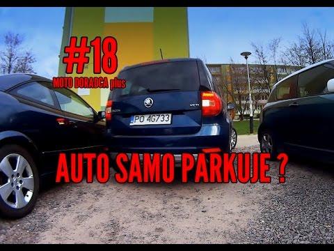 Auto samo parkuje 18 MOTO DORADCA plus
