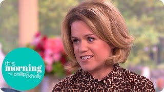 Sinead Keenan on Her Emotionally Draining Role in Little Boy Blue | This Morning
