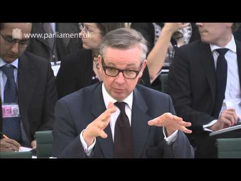 #AskGove 18 Dec 2013  | House of Commons Education Committee