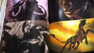 Shadowline: The Art of Iain McCaig / 伊安 麥卡格 個人作品集