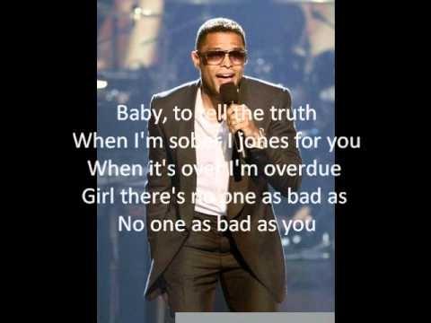 Maxwell Bad Habits With Lyrics