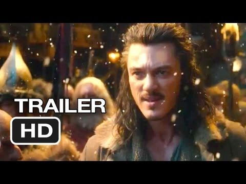 The Hobbit: The Desolation of Smaug Official Trailer #2 (2013) - Lord of the Rings Movie HD