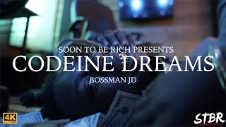 BOSSMAN JD - CODEINE DREAMS (MUSIC VIDEO) | Shot by: Stbr films