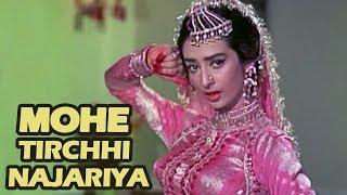 Mohe Tirchhi Najariya Na Maro - Mujra Song   Saira Banu   Asha Bhosle   Door Ki Aawaz